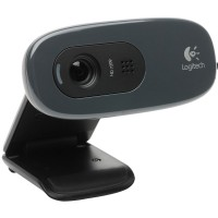 Logitech Webcam QuickCam C270 720p/3MP USB2.0