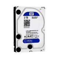 WD Blue 2TB 5400RPM 64MB 6GB/s 3.5