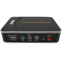 KVM/Video Accessory - Video Capture HDMI USB Recorder 1080p