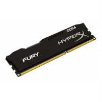 DDR4 HyperX Fury 8GB 2400MHz CL15 Black HX424C15FB2/8