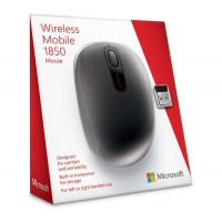 Microsoft Cordless 1850 2.4GHz Nano Receiver Black