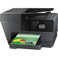 HP OfficeJet Pro 8610 e-All-in-One USB2.0/10-100/802.11bgn/AirPrint Printer