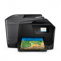 HP OfficeJet Pro 8710 All-in-One Duplex USB2.0/10-100/802.11bgn/AirPrint