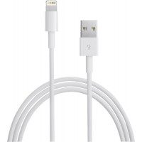 Apple Lightning USB 2.0 Charging White 3'