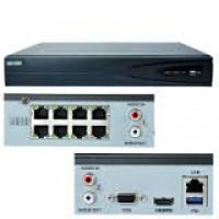 Network Appliance Switch PoE Managed 16-Port Gigabit GeoVision GV-POE1611 Surveillance