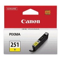 Ink Canon CLI-251 Yellow