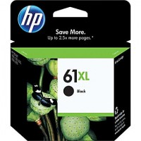 HP 61XL Black High Yield Ink