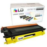 Laser Brother TN115Y High Yield Yellow Printer Supplies