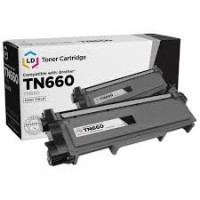Brother TN660 Black Generic Toner