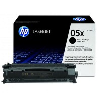 Laser HP 05X Black CE505X Printer Supplies