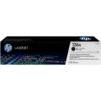 Laser HP 126A Black CE310A Printer Supplies