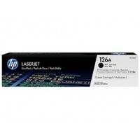 Laser HP 126A Black Dual Pack CE310AD Printer Supplies