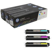 Laser HP 126A Colour Tri-Pack CF341A Printer Supplies