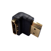 HDMI Gender Changer M/F 90 degree Cable