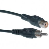 RCA Extension M/F 25' Cable
