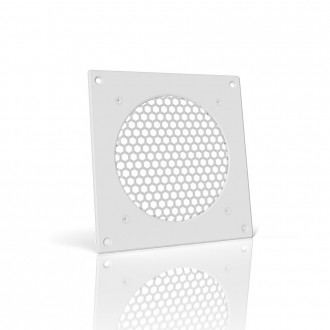 AC Infinity Cabinet Ventilation Grille White 6 Inch