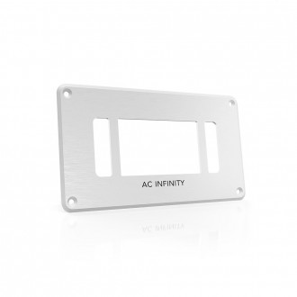 AC Infinity White Controller Frame