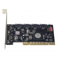 Syba PCI SATAII Host Controller 4-Port w/RAID Controller