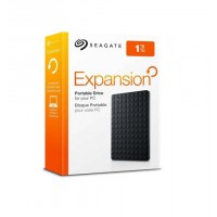Seagate 1TB Expansion Portable External Hard Drive USB 3.0 Model STEA1000400 Black
