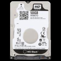WD Black 500GB Performance Laptop Hard Disk Drive - 7200 RPM SATA 6 Gb/s 32MB Cache 2.5