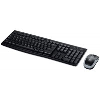 Logitech Cordless Desktop MK270 Keyboard