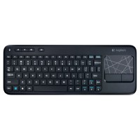Logitech Cordless Touchpad K400 Keyboard