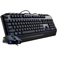 Cooler Master SGB-3000-KKMF1-US Devastator 3 Gaming Combo Keyboard & Mouse with Seven LED Color Option