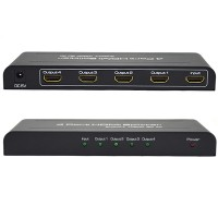 Video Multiplier HDMI 1xin 4xout HDMI-104 KVM/Video Accessory