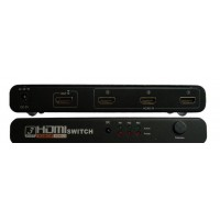 Video Switch HDMI 3xin 1xout HDMI-301 KVM/Video Accessory