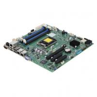 mATX Supermicro X10SLL-F C222 Xeon SATA-Raid DDR3 USB3.0 Video 2xGbE LGA1150 MB