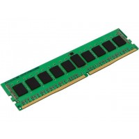 Kingston 4GB 288-Pin DDR4 SDRAM DDR4 2400 (PC4 19200) Desktop Memory Model KVR24N17S6/4