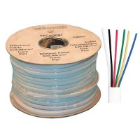 RJ12 6-Wire Telephone Network Cable