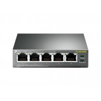 TP-Link TL-SG1005P 5-Port Gigabit Desktop Switch with 4-Port PoE