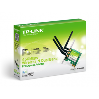 TP-Link 802.11N PCI-E TL-WDN4800 Networking (Wireless)