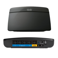 Linksys 802.11N300 4-Port Router E1200 Networking (Wireless)