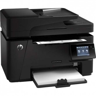 HP LaserJet Pro M127fw All-in-One Printer USB2.0/10-100/802.11bgn