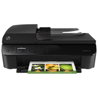 HP OfficeJet 4630 e-All-in-One USB2.0/802.11bgn/AirPrint Printer