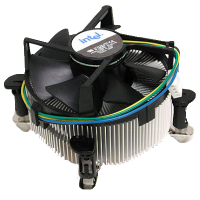 Fan Platinum AMD XP2000+ Copper B/B CPU Accessory