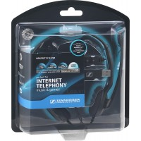 Headset Sennheiser Noise Canceling Mic PC8USB Audio