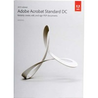 Adobe Acrobat Standard DC for Windows Software