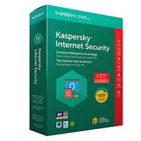 Kaspersky Internet Security 2018 3-Pack 1-Year Box