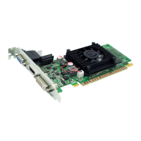 PCI-E Asus GeForce 8400GS 1GB DDR3/64bit VGA/DVI-I/HDMI Fanless Video Card