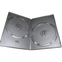 CD/DVD Case 2pc Media