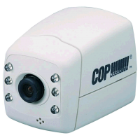Camera B&W Mini with Audio & IR Surveillance