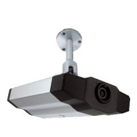 Camera IP MPEG-4 IR 3.6mm EagleEyes inc. charger & mount Surveillance