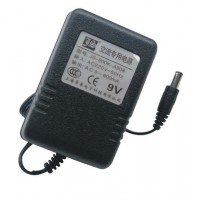 Power Supply 9V 800MA Regulated Surveillance