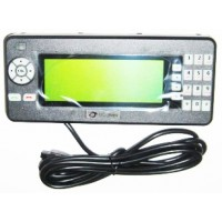 GPS Tracker Accessory - LCD Display Surveillance