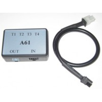 GPS Tracker Accessory - Temperature Sensor Box Surveillance