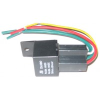 GPS Tracker Accessory - Relay for Vehicle Meitek Relay Surveillance