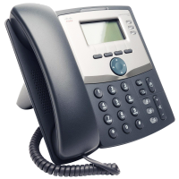 VoIP Phone SIP Cisco 3-Line Display PC SPA303-G1 Telecom